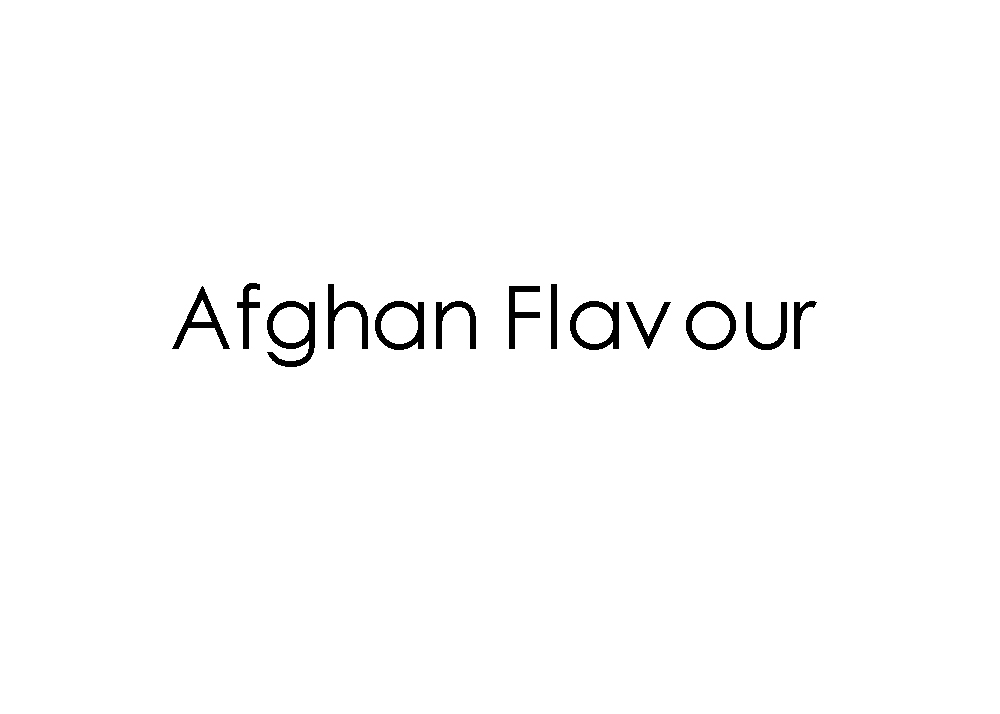Afghan Flavour