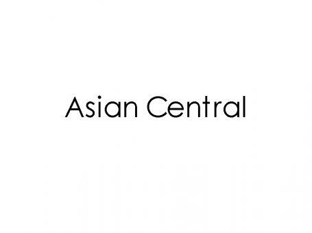 آسيا الوسطى
