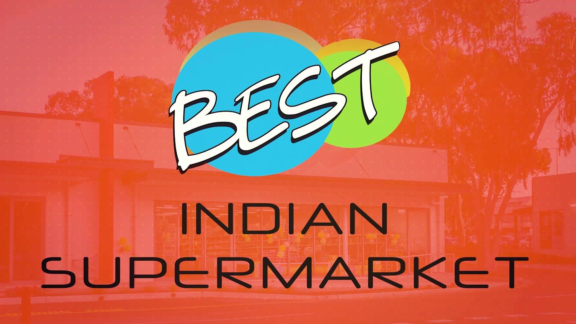 Best Indian Supermarket