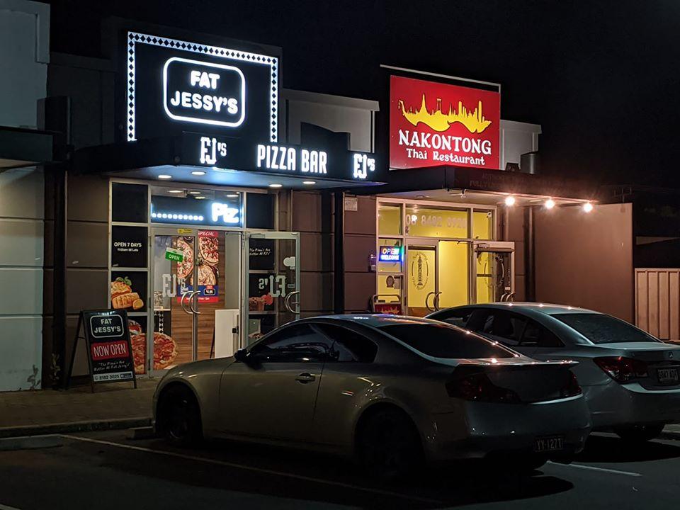 Fat Jessy's Pizza Bar