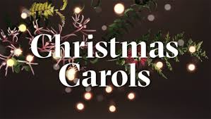 Join Us for the 2018 Christmas Carols!
