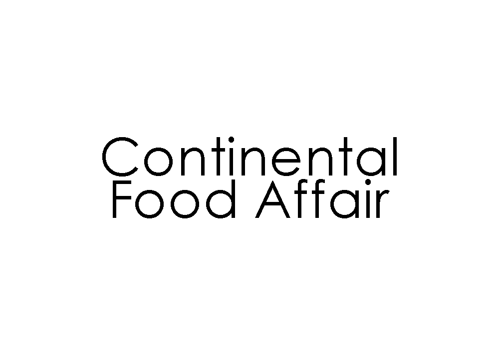 Continental Food Affair