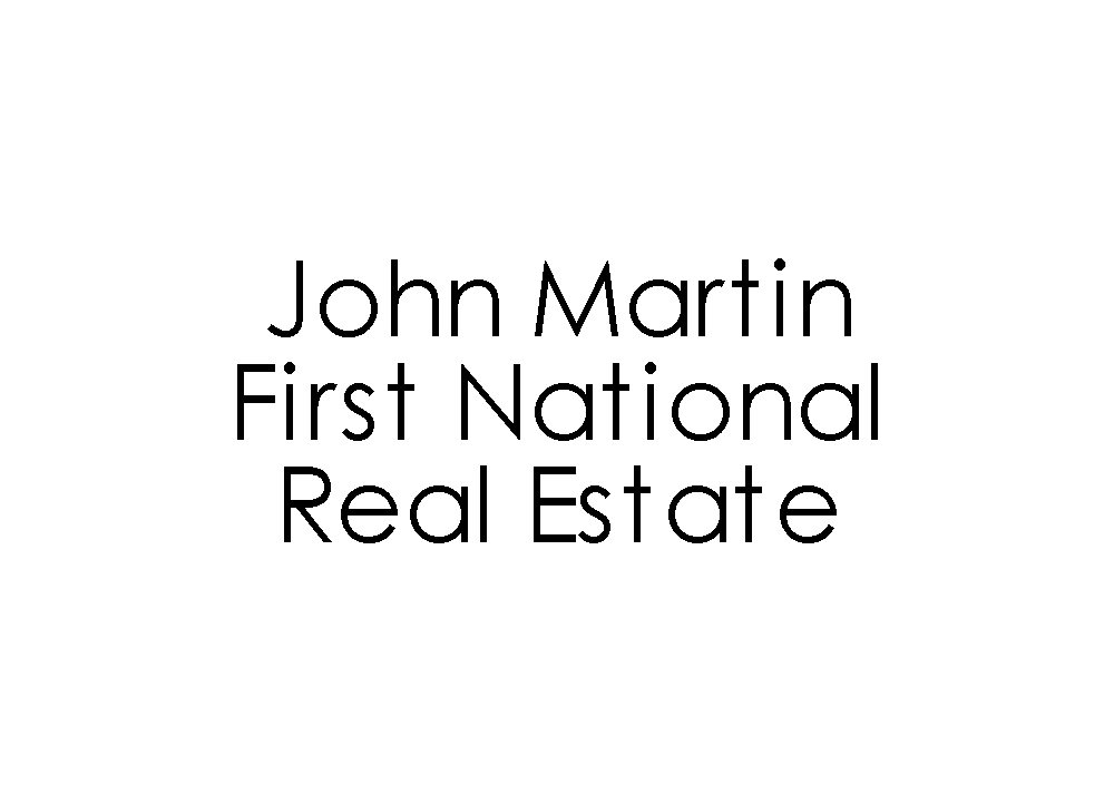 John Martin First National Real Estate