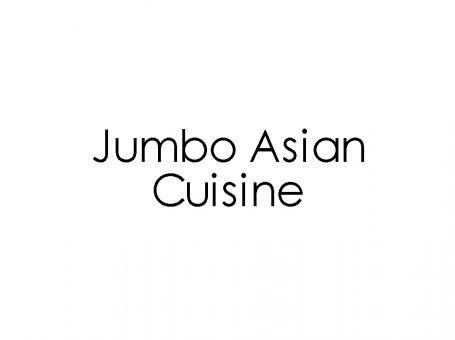 مطبخ جامبو آسيوي