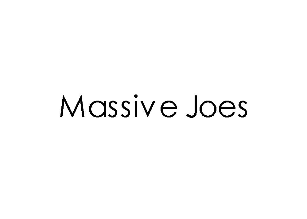 Massive Joes