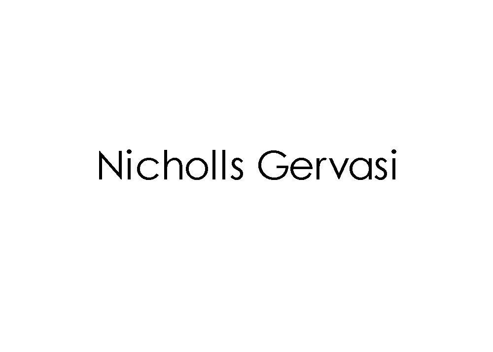 Nicholls Gervasi