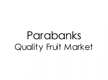 Parabanks Quality Fruit Market