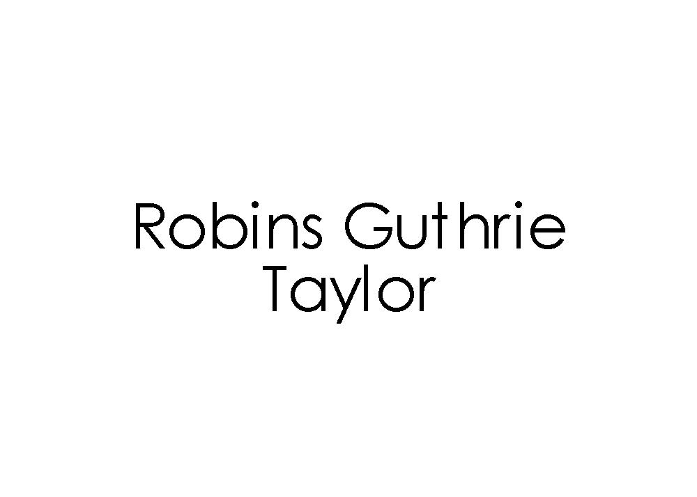 Robins Guthrie Taylor