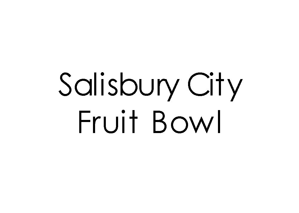 Salisbury City Fruit Bowl