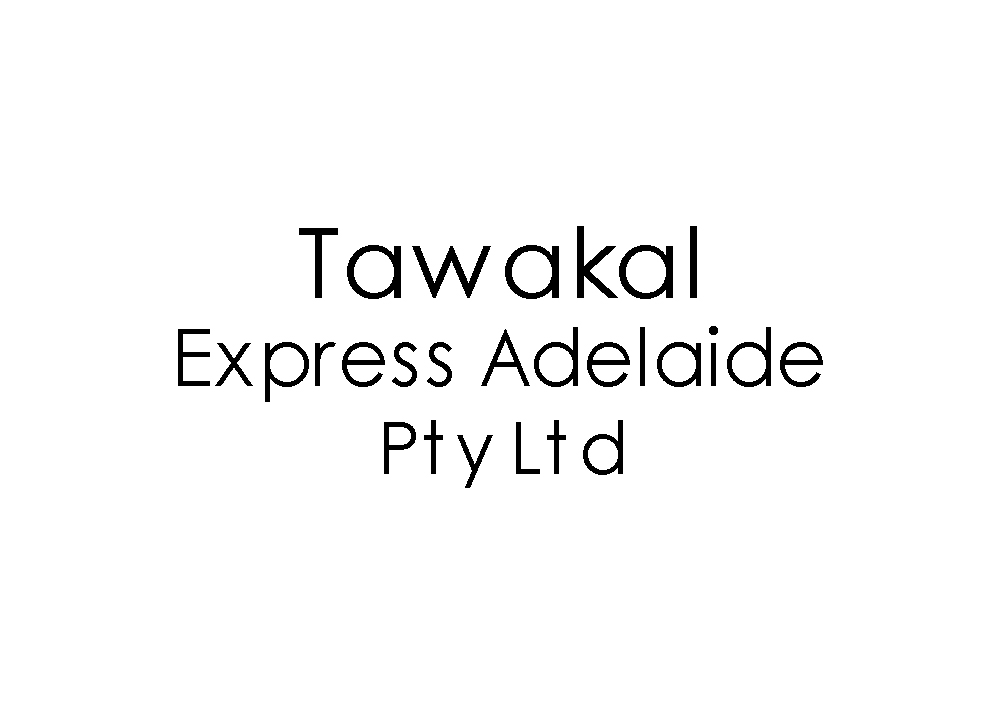 Tawakal Express Adelaide Pty Ltd