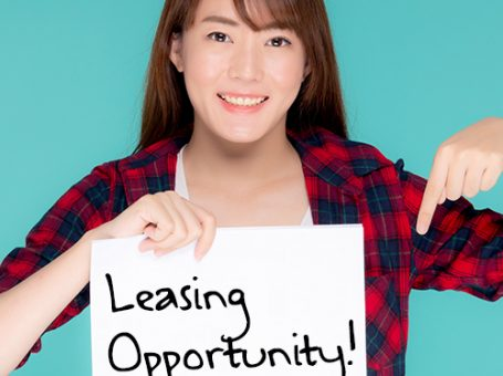 Leaseing Opportunity