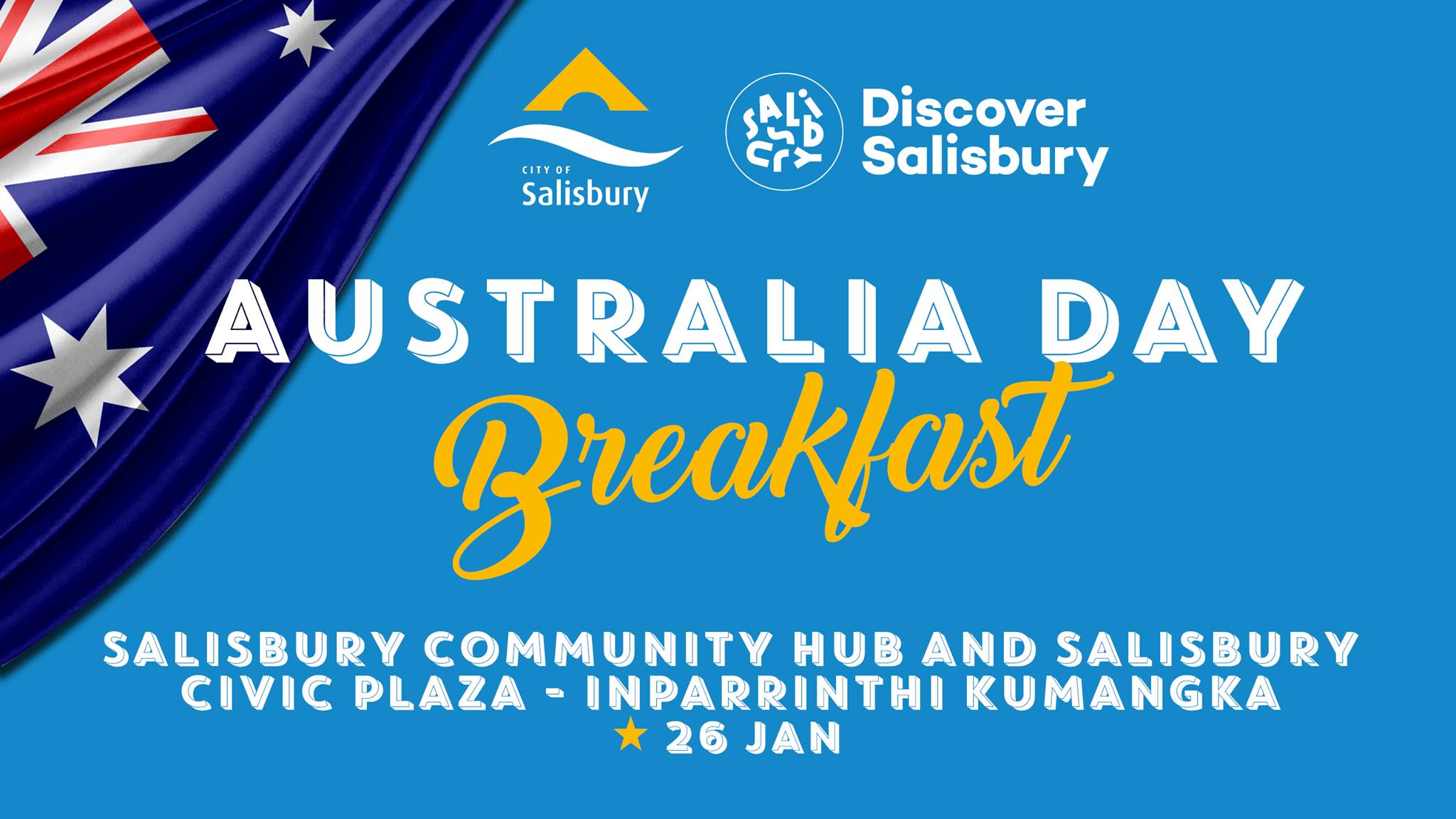 Australia Day in the Salisbury City Centre 2020