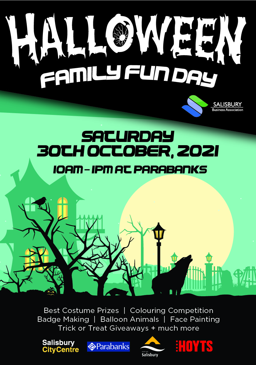 HALLOWEEN Family Fun Day
