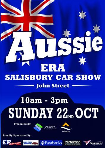 2017 Aussie Era Salisbury Car Show