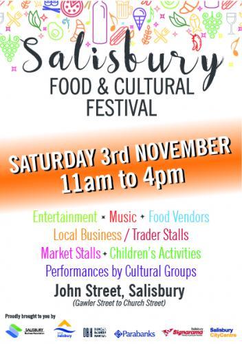 2018 Food & Cultural Festival