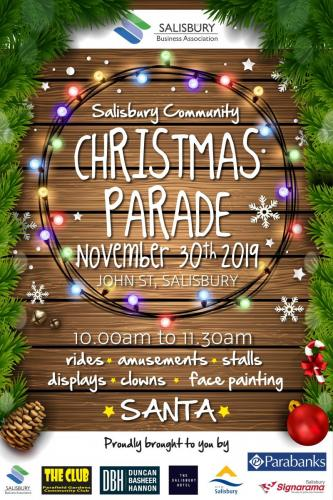 2019 Salisbury Community Christmas Parade