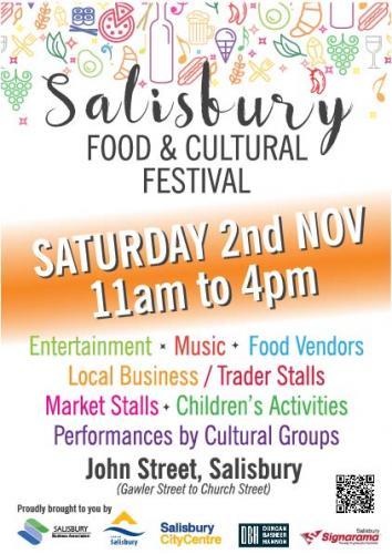 2019 Salisbury Food & Cultural Festival