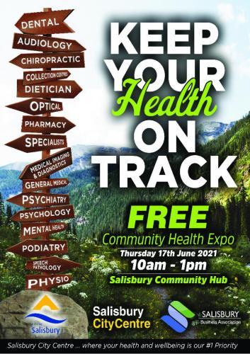 2021 Salisbury Community Health Expo