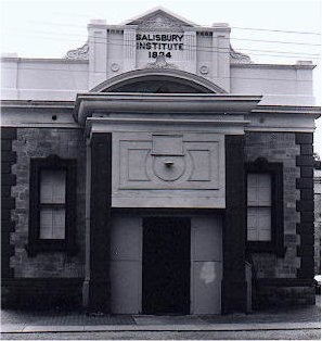 Hist Salisbury Institute