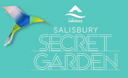 2019 City of Salisbury -Salisbury Secret Garden