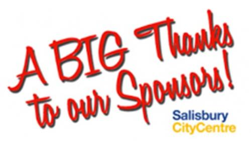 Sponsor Thanks  SCC