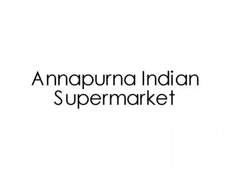Annapurna Indian Supermarket