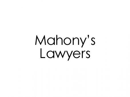 Mahony's Lawyers