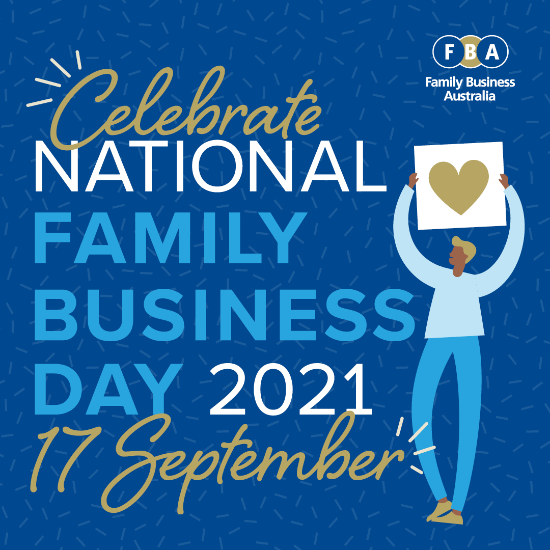 Today is ... National Family Business Day