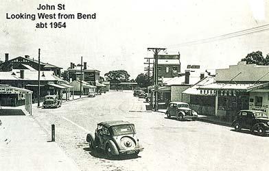 John Street 1954 1