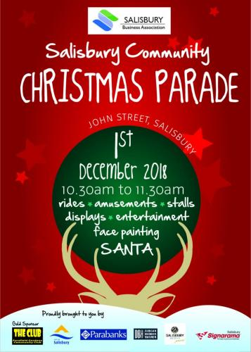 2018 Salisbury Community Christmas Parade