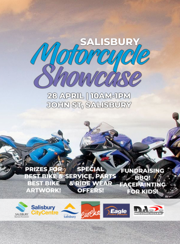 2018 Salisbury Motorcycle Showcase
