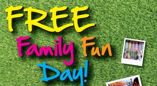 2019 March Family Fun Day