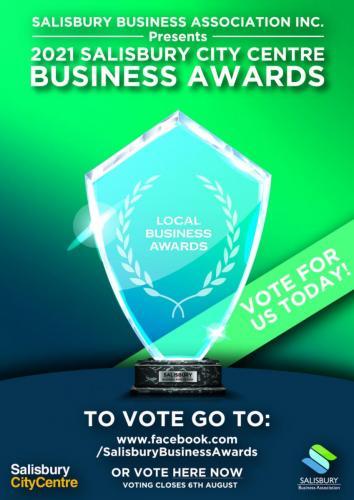 2021 Salisbury Business Awards Ceremony and Dinner