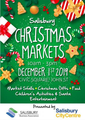 2019 Salisbury Christmas Markets